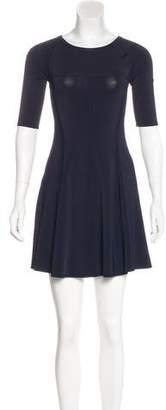 A.L.C. Crew Neck Knit Dress