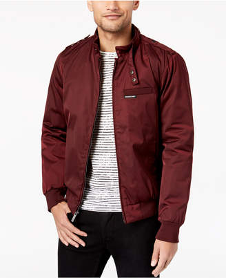 Members Only Member's Only Men's Classic Zip-Front Jacket