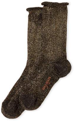 Max Mara Scalata Lurex Socks