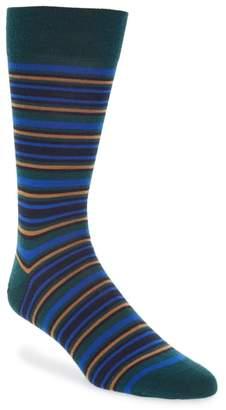Pantherella Multistripe Socks