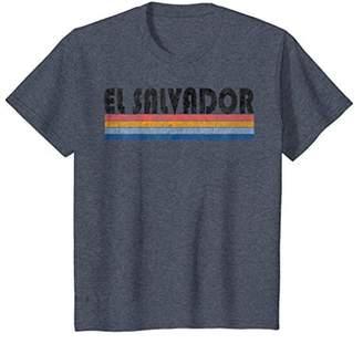 Vintage 1980s Style El Salvador T-Shirt