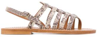 K. Jacques Homere sandals