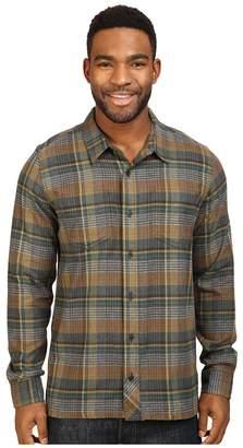 Toad&Co Flannagan Straight Hem Long Sleeve Shirt Men's Long Sleeve Button Up
