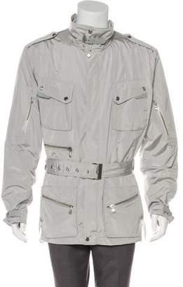 Ralph Lauren Black Label Belted Field Jacket