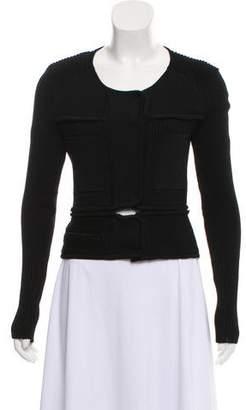 Isabel Marant Wool-Blend Sweater Jacket