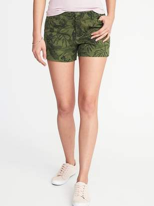 Old Navy Pixie Chino Shorts For Women - 3.5 inch inseam