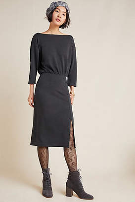 Anthropologie Knit Column Dress