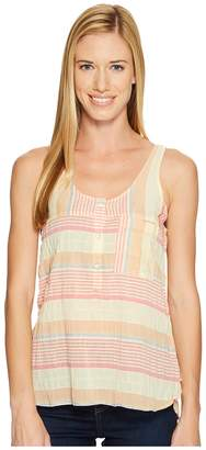 Woolrich Spring Fever Eco Rich Tank Top Women's Sleeveless