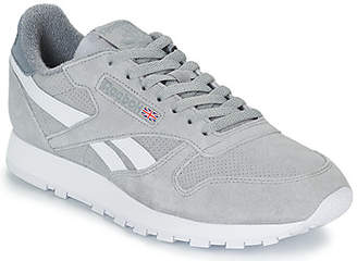 5f7bd7670990b Reebok Classic Leather Mens Trainers - ShopStyle UK