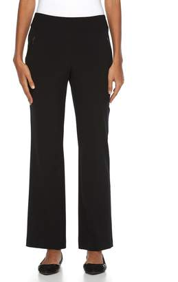Briggs Women's Straight-Leg Pull-On Dress Pants