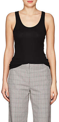 ATM Anthony Thomas Melillo Women's Rib-Knit Tank - Black