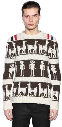Moncler Lama Wool Sweater
