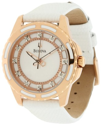 Bulova Ladies - 98P119 $299 thestylecure.com