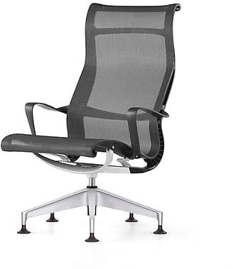Design Within Reach Herman Miller Setu Lounge Chair, Black at DWR