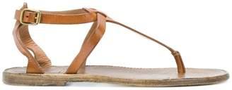 Silvano Sassetti T-bar strap sandals