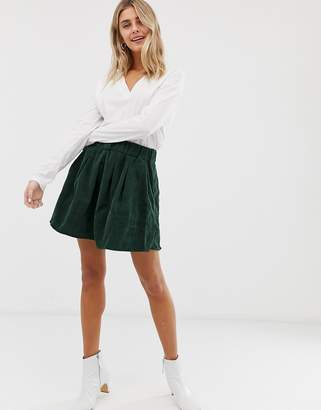 Minimum Moves By corduroy skirt