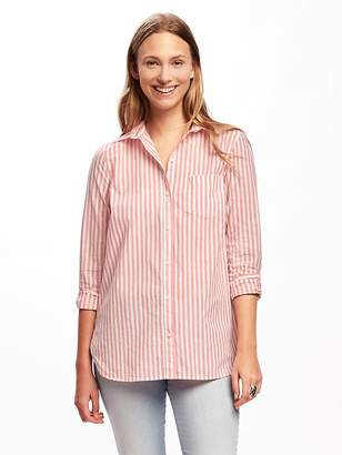 Relaxed Pocket Tunic for Women $26.94 thestylecure.com