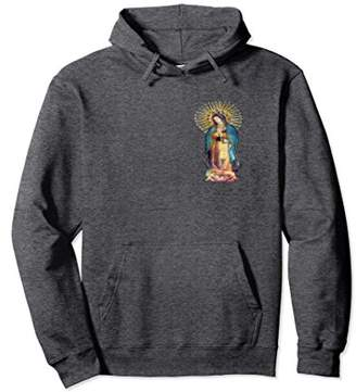 Our Lady of Guadalupe Virgin Mary Mexico Catholic Hoodie