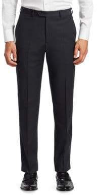 Emporio Armani Wool Twill Pants