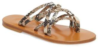 K Jacques St Tropez Strappy Thong Sandal (Women)