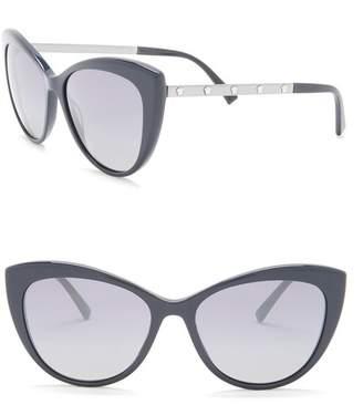 a84f60075bc Versace Blue Women s Eyewear - ShopStyle