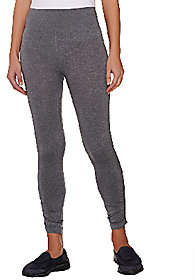 Legacy Seamless Heathered Ruched Ankle LengthLeggings