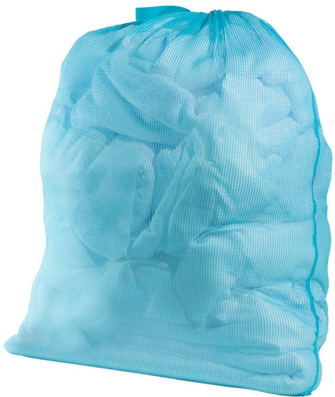 Mesh Laundry Bag Nova Blue