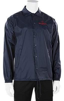 HUF Men's Ww Coaches Jacket