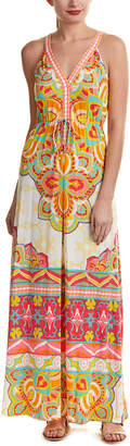 Hale Bob Printed Maxi Dress
