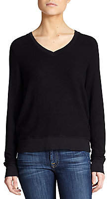 Wildfox Couture Women's V-Neck Sweatshirt