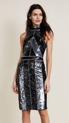 L'Agence Rashmi Sequin Dress