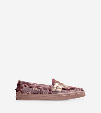 Cole Haan Women's Pinch Weekender LX Loafer with StitchliteTM