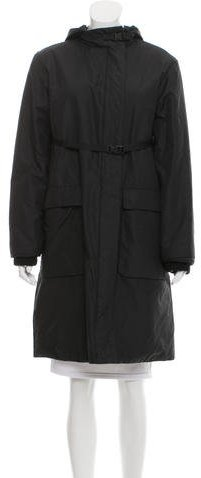 Miu Miu Miu Miu Lightweight Long Coat