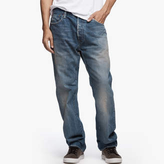 James Perse CHIMALA STRAIGHT CUT BAGGY JEAN