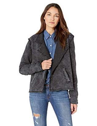 Splendid Women's Mineral wash Jacket