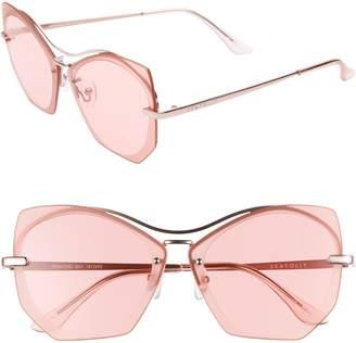0fdf8850bf37 Seafolly Diamond Bay Oversize 63mm Sunglasses