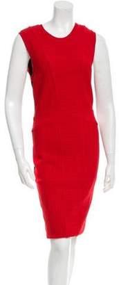 Givenchy Sleeveless Textured Dress