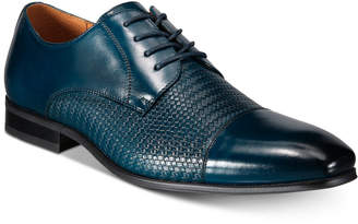 Florsheim Men's Calipa Woven Cap-Toe Oxfords Men's Shoes