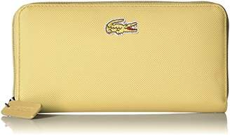 Lacoste Women's L.12.12 Concept Large Zip Wallet