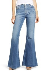 AG Jeans Iva High Waist Bell Bottom Jeans
