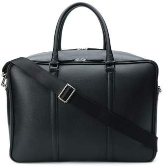 Canali double top zip holdall