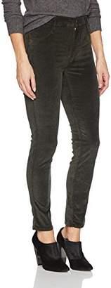James Jeans Women's High Class Skinny Ankle Length Velveteen Legging