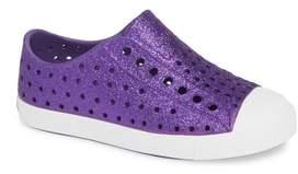 Native Jefferson - Bling Glitter Slip-On Sneaker