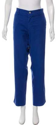 Mason High-Rise Straight Pants w/ Tags