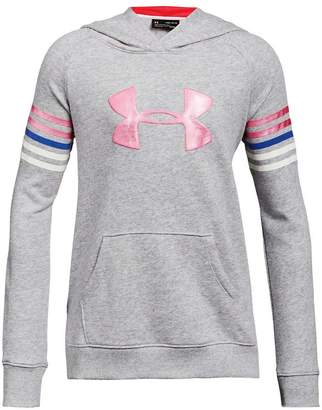 Under Armour Girls UA Favourite Terry Hoodie