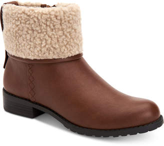 Style&Co. Style & Co Bettey Cuffed Booties