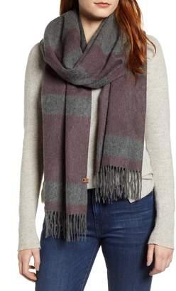 Mackage Lazio Stripe Wool Scarf