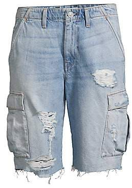 Hudson Jeans Jeans Women's Jane Relaxed Cargo Shorts