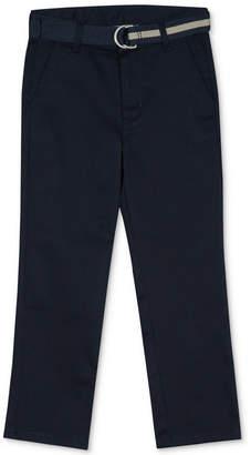 Nautica (ノーティカ) - Nautica Little Boys Belted Twill Pants