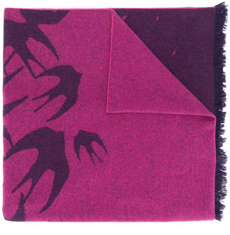 McQ Swallows scarf